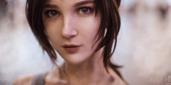 俄罗斯漫展COS精选合集 个个肤白貌美有颜有身材