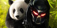 """《铁血战士》中文海报巡游中国 """"老铁""""倍儿牛X!"""