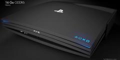 PS5概念设计视频曝光:不对称弧形设计 支持向下兼容