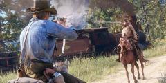 《荒野大镖客2》新图片展现枪械细节 多种组合任你挑