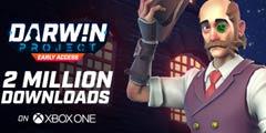 《达尔文计划》XB1玩家突破200万 将更新万圣节版本