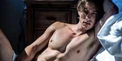 这才叫小鲜肉!美国杂志男模写真 肌肉凶猛到不行!