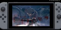 随时随地传火!Switch《黑暗之魂重制版》公开宣传片