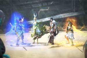 新的无双 更爽的无双《无双大蛇3》PC 版今日发售!