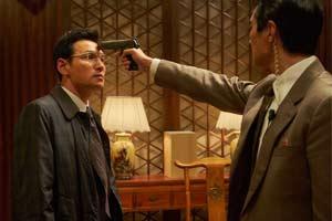 没有血的谍战片 韩国人自黑起来真让人感到害怕