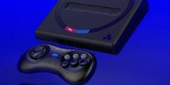 复古主机Mega Sg明年上市 畅玩经典世嘉游戏机卡带!