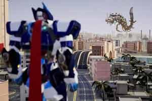 超安慰机战!机甲对战《蹂躏:机器城乱斗》要素引见
