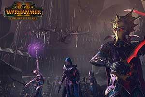 《片面和平:战锤2》收费DLC发布 暗中精灵新领主!