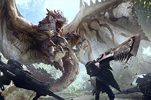 《怪物猎人世界》PS4数字版大减价 动手的时机来了?