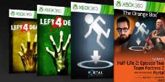 4款v社经典神作在Xbox One X上的画质性能大幅增强!