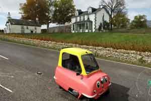 《极限竞速:地平线4》十种奇葩车辆 车轮腾空奔跑