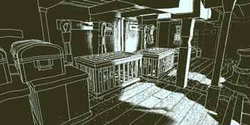 黑白默片风格新作《奥伯拉丁的回归》正式登陆Steam