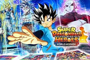 《超级龙珠英雄:世界使命》官网开启 游戏截图&情报