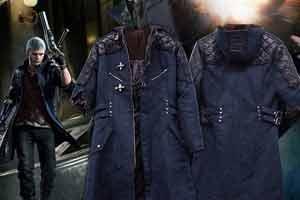 《鬼泣5》豪华版公布 包含但丁实体衣服售价5.5万!
