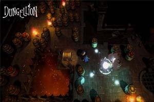 致敬以撒!地下城模式游戏《Dungellion》Steam上架