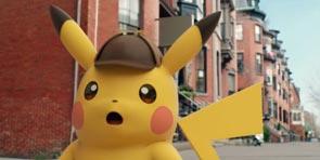 真人版《名侦探皮卡丘》新剧情曝光 明年5月北美公映
