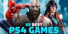 IGN评前25名PS4游戏!第三竟不是独占第一实至名归