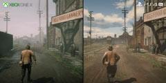 《荒野大鏢客2》各平臺表現對比  Xbox One X是首選