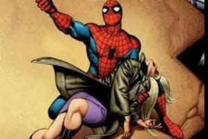扒一扒那个情史丰富的蜘蛛侠 还和惊奇队长约会过!