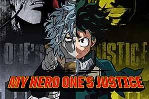 漫改新作《我的英雄学院》官方中文正式版下载发布!
