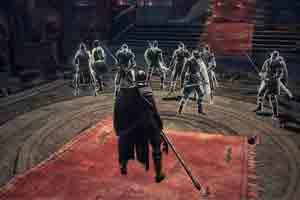 《黑暗之魂3》复制敌人MOD 满屏敌人让玩家被虐惨了
