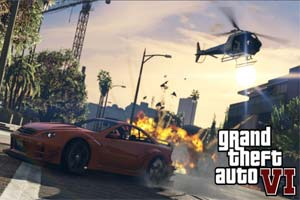 五年后!?国外网友爆料《GTA6》将在2023年发售