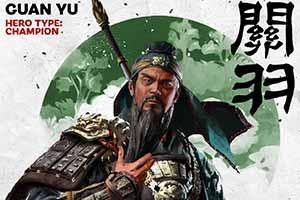 《全面战争:三国》关羽正式公布 武圣人势不可挡!
