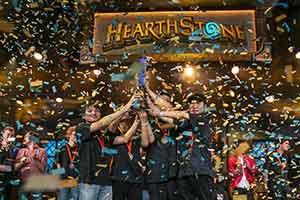 《炉石传说》世界杯落幕 中国队3:0战胜巴西队夺冠