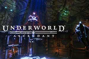 第一人称奇异潜行RPG《地下世界:兴起》出售预告