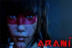 土著美女激战怪物!动作游戏《Araní》发布实机预告