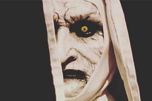 墓地首映,太吓人被YouTube封杀的《修女》让人失望