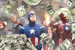 漫威超级英雄富豪排行榜Top15 钢铁侠只能排第五