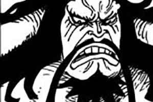 《海賊王》漫畫第924話 路飛被凱多抓獲偶遇老熟人!