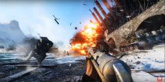 《战地5》官方发售预告片公布!满屏都是爆炸场景!