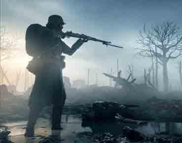 《战地1》玩家在游戏中停火!庆祝一战完毕100周年