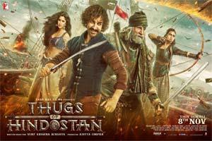 阿米尔汗新片《印度暴徒》创下印度影史多个票房纪录