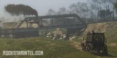 《大镖客Online》首张截图曝光 从马车开始继续逃亡!