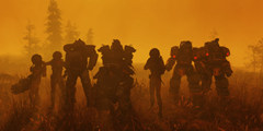 《辐射76》玩家往怪物老巢投核弹 炸出95级焦尸女王