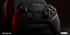 PS4精英手柄C40 TR公布 首個官方授權非對稱手柄!