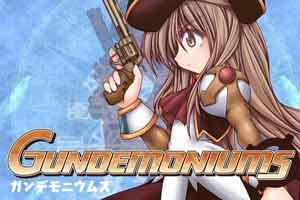 PS4弹幕射击游戏《GUNDEMONIUMS》发售实体版!