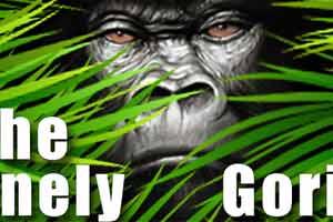 猩猩历险记?PC冒险游戏《孤独的大猩猩》正式发售