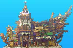 国产像素画风游戏《风来之国》15分钟试玩影像公布!