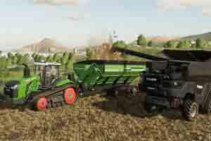 《模拟农场19》官方中文Steam正版分流下载发布!