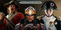 《全面戰爭》拿戰/帝國/中2終極版推出 包含所有DLC!