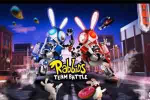 育碧打造《疯狂兔子》主题游乐设施 次世代主题乐园!