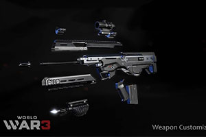 《第三次世界大战》新武器展示 大型更新即将上线