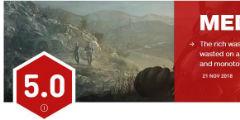 慘不忍睹!《輻射76》IGN評測結果出爐 只有5.0分!