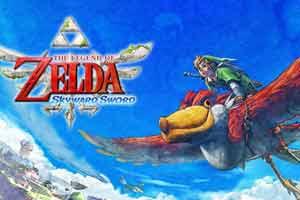 IGN满分作品《塞尔达:天空之剑》或将登陆switch!
