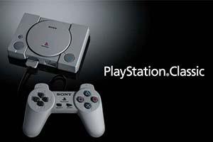 PS Classic迷你主机官方开箱视频公布! 可分屏对战