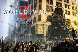 《僵尸世界大战》最新18分钟实机演示 大战残暴尸群